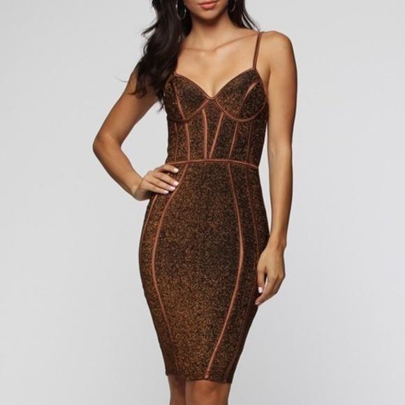 Sexy sparkle dress